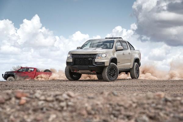 2021 Chevrolet Colorado ZR2
