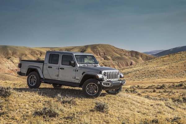 2021 Jeep® Gladiator Overland